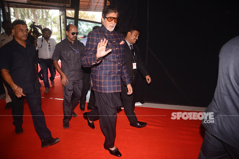 amitabh at trailer launch