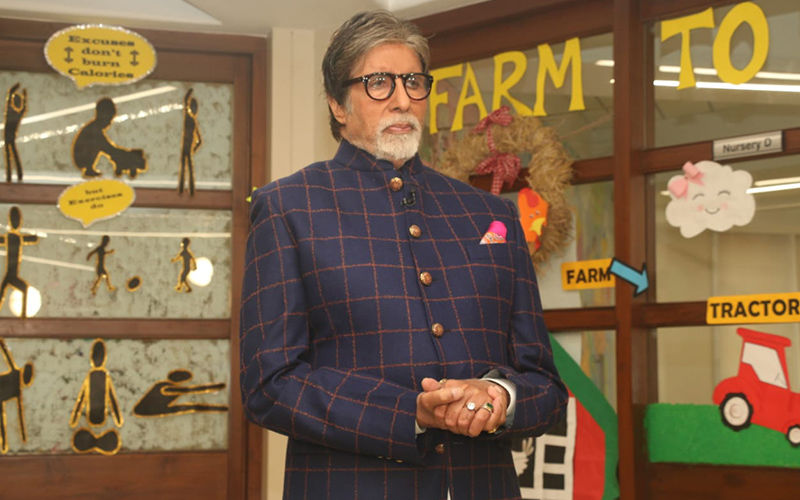 """Amitabh Bachchan On Surviving Tuberculosis And Hepatitis B, """"75% Of My Liver Is Gone"""""""