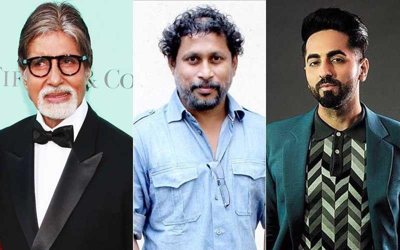 Amitabh Bachchan And Ayushmann Khurrana Come Together For Shoojit Sircar's Gulabo Sitabo