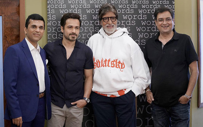 Amitabh Bachchan-Emraan Hashmi Starrer Will Be Called Chehre; Goes On Floors Today