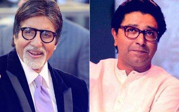 Raj Thackeray's Special Gift To Amitabh Bachchan On His 75TH Birthday