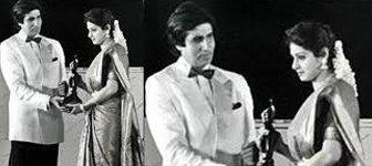 amitabh bachchan awards sridevi