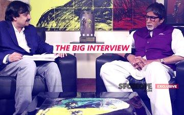 Amitabh Bachchan Talks About His Mistakes, Downfall, Media Ban, Comeback, Social Media Abuses, Abhishek...