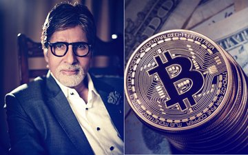 Amitabh Bachchan's Investment Grows 7500% In Bitcoin Frenzy