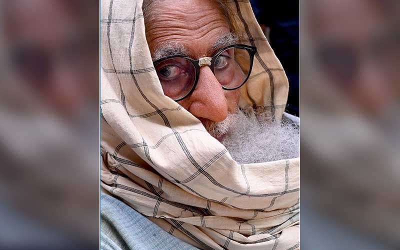 Gulabo Sitabo: Amitabh Bachchan Gives An Elaborate Explanation On His Fake Nose When A Fan Gets Nosy About It
