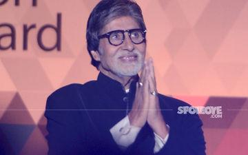 Good News! Amitabh Bachchan Returns To Nagraj Manjule's Jhund