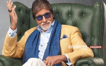 Amitabh Bachchan Hospitalised In Nanavati: Nation Worried, Sending Hugs And Love- EXCLUSIVE