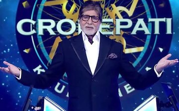 Amitabh Bachchan's Kaun Banega Crorepati 9 Makes A ROARING Entry Into Top 10!