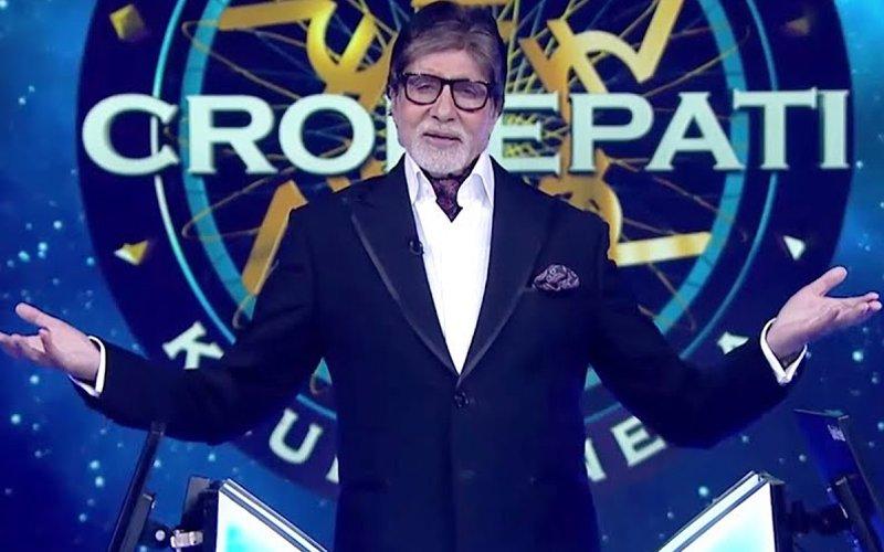 Amitabh Bachchan's Kaun Banega Crorepati 9 Makes A ROARING Entry Into Top 10!