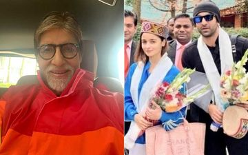 Brahmastra: Amitabh Bachchan Joins Ranbir Kapoor And Alia Bhatt In Manali To Shoot Larger-Than-Life Climax