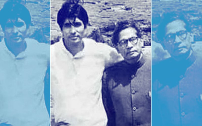 Amitabh Bachchan Miffed With Copyright Law, Might Lose Rights Over His Father's Literary Works