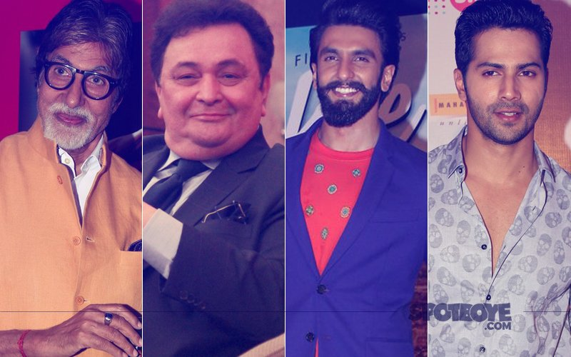 ICC Champions Trophy 2017: Amitabh Bachchan, Rishi Kapoor, Ranveer Singh, Varun Dhawan Celebrate India's Victory Over Pakistan