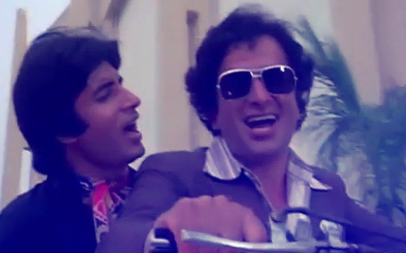 Amitabh Bachchan On Shashi Kapoor: With Men Like Him Around, I Stood No Chance At All