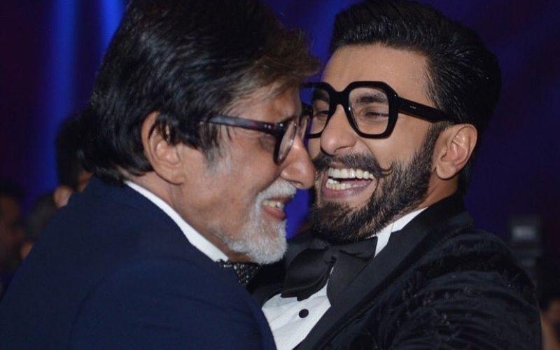 गली बॉय के फैन बने अमिताभ बच्चन तो रणवीर सिंह ने कहा- दादी चाहती थी मैं बिग बी जैसा बन सकूं