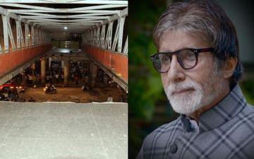 मुंबई पुल हादसे पर अमिताभ बच्चन, हेमा मालिनी और सचिन तेंदुलकर सहित कई सेलेब्स ने दुख जताया