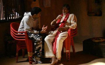 बेटे अभिषेक के साथ तस्वीर शेयर कर अमिताभ बच्चन ने लिखा इमोशनल पोस्ट