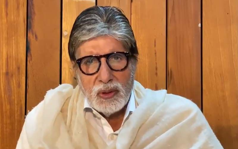 Amitabh Bachchan Expresses His Gratitude To Well-Wishers, Says 'Hospital Protocol Is Restrictive, Cannot Say More'