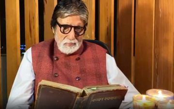 Amitabh Bachchan Misses His Father Harivansh Rai Bachchan In The Loneliness Of COVID-19 Ward; Containment Zone Banners Removed From Outside Big B's Bungalow