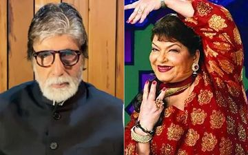 Saroj Khan Death: Amitabh Bachchan Recalls The Time When The Choreographer's Foetus Shifted: 'She Pushed It Into Place, Carried On Dancing'