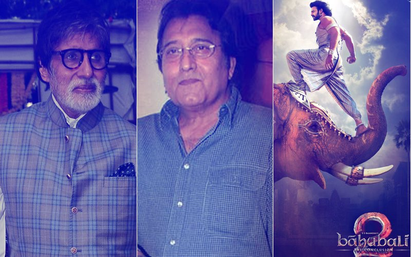 Vinod Khanna No More: Amitabh Bachchan Cancels Interviews, Baahubali 2 Premiere Called Off