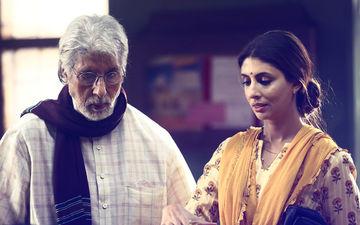 अमिताभ बच्चन और उनकी बेटी का टीवी कमर्शियल आया सामने, पहली बार सामने आयी श्वेता