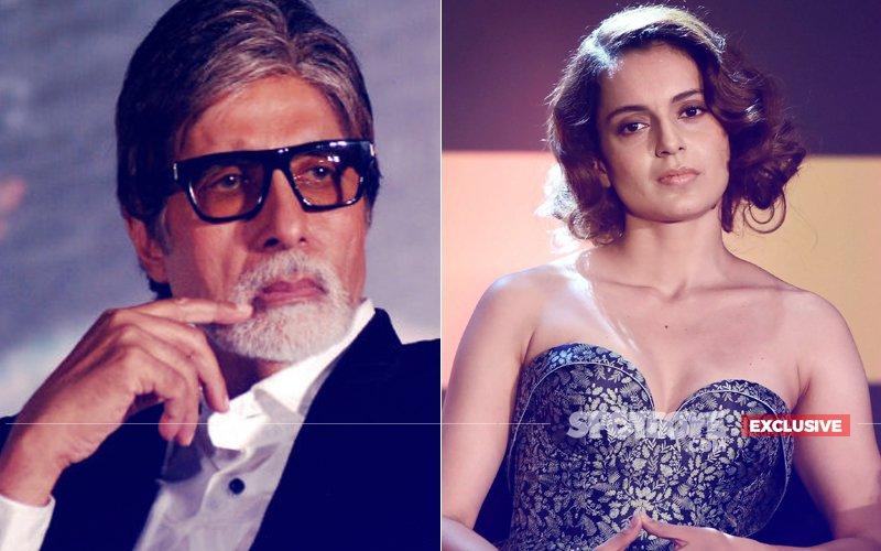 "This Amitabh Bachchan-Kangana Ranaut ""Film"" Is Not Happening!"