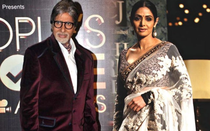 Amitabh Bachchan On First Hearing About Sridevi's Death: Ek Ajeeb Si Ghabrahat Ho Rahi Hai