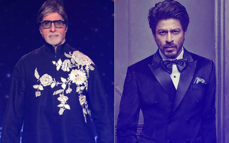 Amitabh Bachchan To Take A Break From Twitter. Is Shah Rukh Khan The Reason?