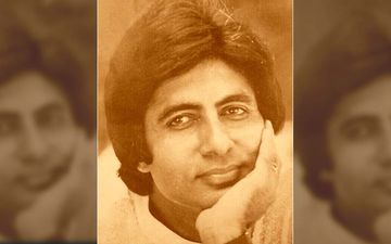 Amitabh Bachchan's Got A Ton Of Swagger In This Old Pic From His First Photoshoot; Fans Gush Over His 'Deep Expressive Eyes'