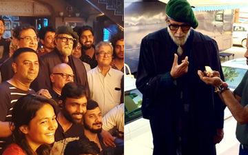 इस फिल्म के लिए एक शॉर्ट में अमिताभ बच्चन ने किया 14 मिनट का सीन, सेट पर लोगों ने की तारीफ़