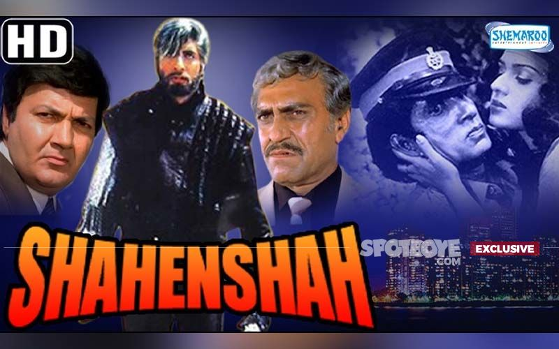 """Amitabh Bachchan Starrer Shahenshah Maker CONFIRMS Remake: """"You Don't Know What It Gave Us""""- EXCLUSIVE"""