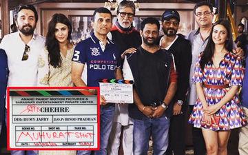 पहली बार बड़े परदे पर साथ दिखेंगे अमिताभ बच्चन और इमरान हाश्मी, फिल्म की शूटिंग हुई शुरू