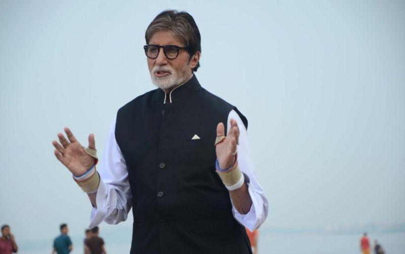 अमिताभ बच्चन ने फिल्म 'ठग्स ऑफ हिंदोस्तान' में कुछ ऐसा किया है जो शायद किसी और फिल्म में नहीं किया