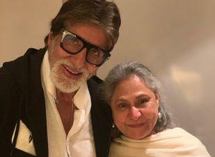 अमिताभ बच्चन और जाया बच्चन की 46वीं सालगिरह पर अभिषेक ने शेयर की प्यारी तस्वीर