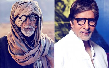 Viral Pic: Is This Amitabh Bachchan In The Portrait? Here's The Truth...