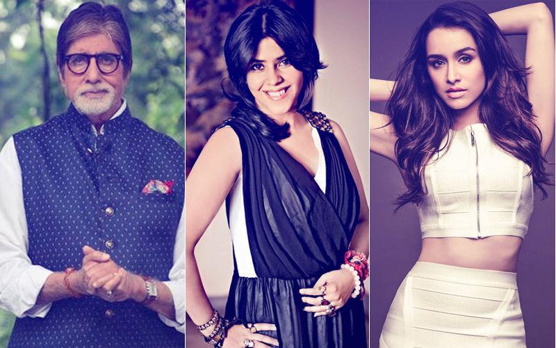 Ganesh Chaturthi Wishes: गणेश उत्सव पर पढ़िए अमिताभ बच्चन, एकता कपूर, श्रद्धा कपूर और कई बॉलीवुड स्टार्स के मैसेजेस