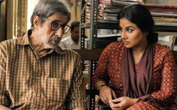Omg! अमिताभ बच्चन की जासूसी करना चाहती हैं विद्या बालन