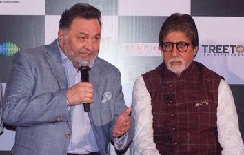 अमिताभ बच्चन और ऋषि कपूर ने करण कपाड़िया को 'ब्लैंक' के लिए दी शुभकामनाएं