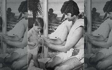 अमिताभ बच्चन ने श्वेता नंदा की शेयर की ऐसी तस्वीर कि शर्म से पानी-पानी हो गयी बेटी