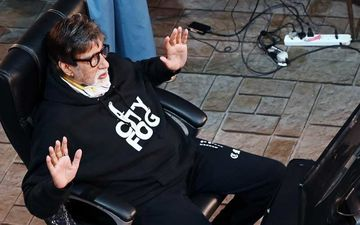 After Recovering From COVID-19 Amitabh Bachchan Dives Into Work; Shares Fresh Pictures from KBC 12 Sets