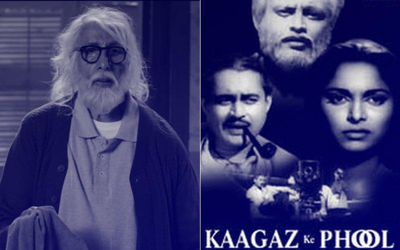 Amitabh Bachchan's Soulful Version Of 'Waqt Ne Kiya' Is A Must-Listen!