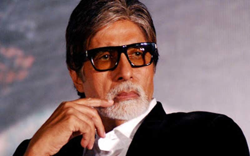 BREAKING: Amitabh Bachchan Tests Positive For COVID-19; Admitted To Mumbai's Nanavati Hospital