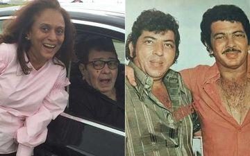 Mere Angne Mein Actress Krutika Desai Husband And Late Amjad Khan's Brother Imtiaz Khan Passes Away