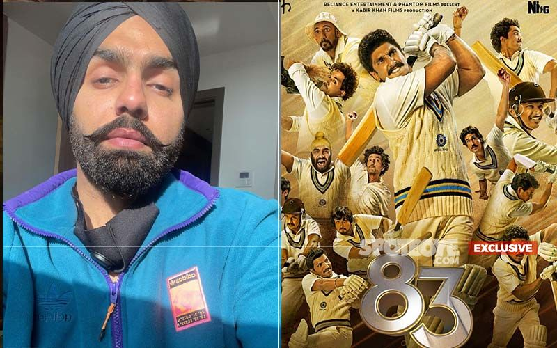 Ammy Virk Reveals The RELEASE Date Of The Much Awaited Film '83 - DEETS Inside - EXCLUSIVE
