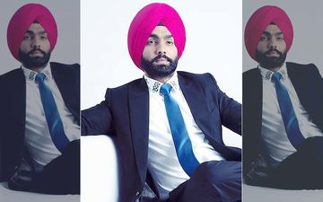 Ammy Virk Gives Serious Fashion Goals In His Latest Insta Pic