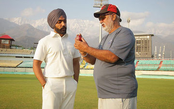 Ammy Virk on '83': Practising With The Original Players Was Helpful