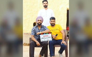 Ammy Virk Starrer 'Sufna' Goes On The Floor