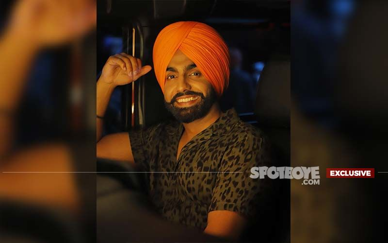 Ammy Virk On Bhuj The Pride Of India,' The Film Didn't Work, But My Character Got A Lot Of Appreciation' - EXCLUSIVE
