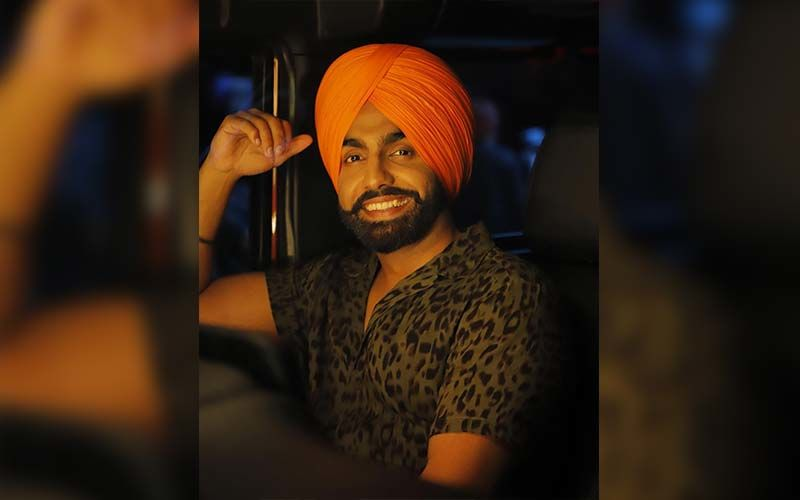 Ammy Virk Speaks About Auditioning For Rajkumar Hirani: 'I Have Sent My Audition For Sir's Film, Hope It Happens' - EXCLUSIVE