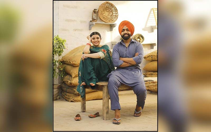 Saunkan Saunkne: Nimrat Khaira Shares Pictures From Her Upcoming Film